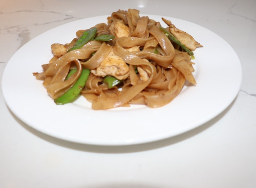 Dinnerly Ginger-Chicken Stir-Fry