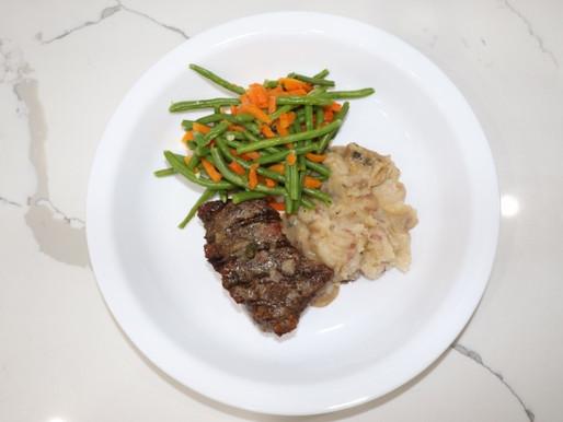 Freshly Peppercorn Steak