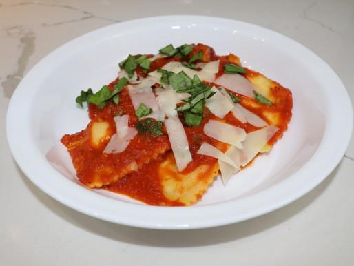 Gobble Three Cheese Ravioli