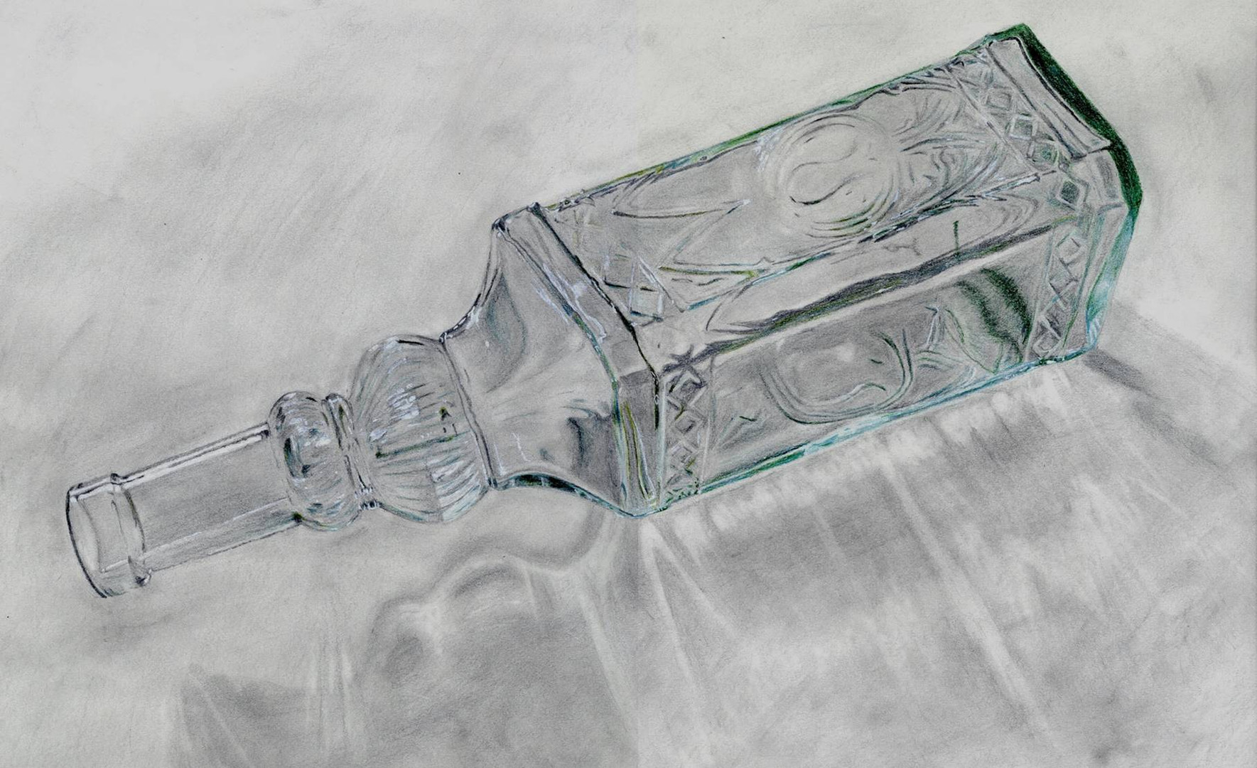 ART GCSE Final Piece