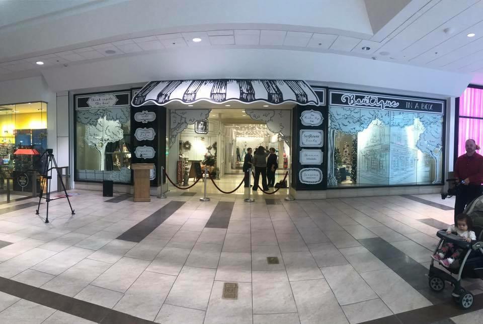 Boutique in a Box - Oak Park Mall