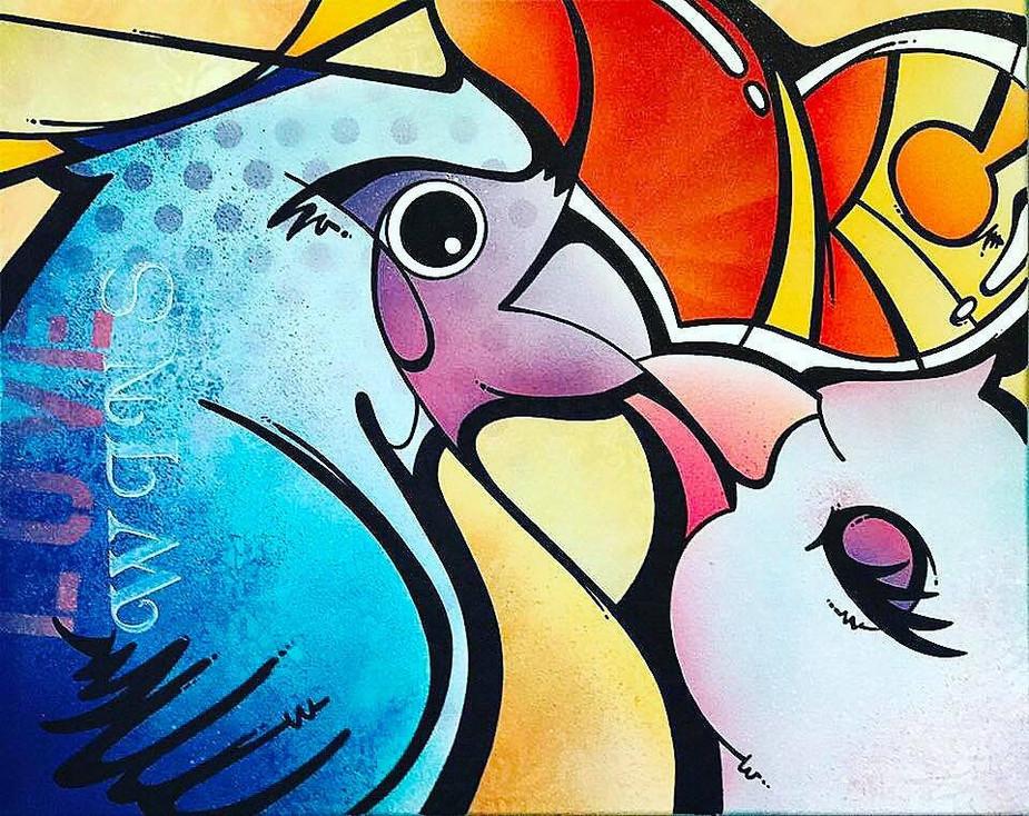 KC Love Birds