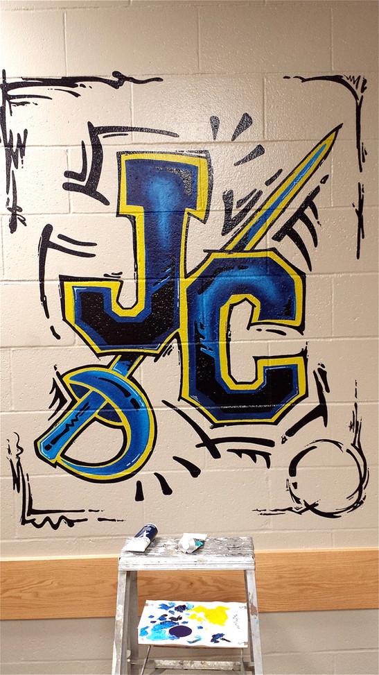 JCCC Boys Locker Room