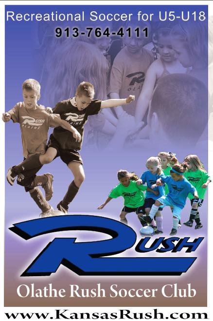 Rush Recreation Poster