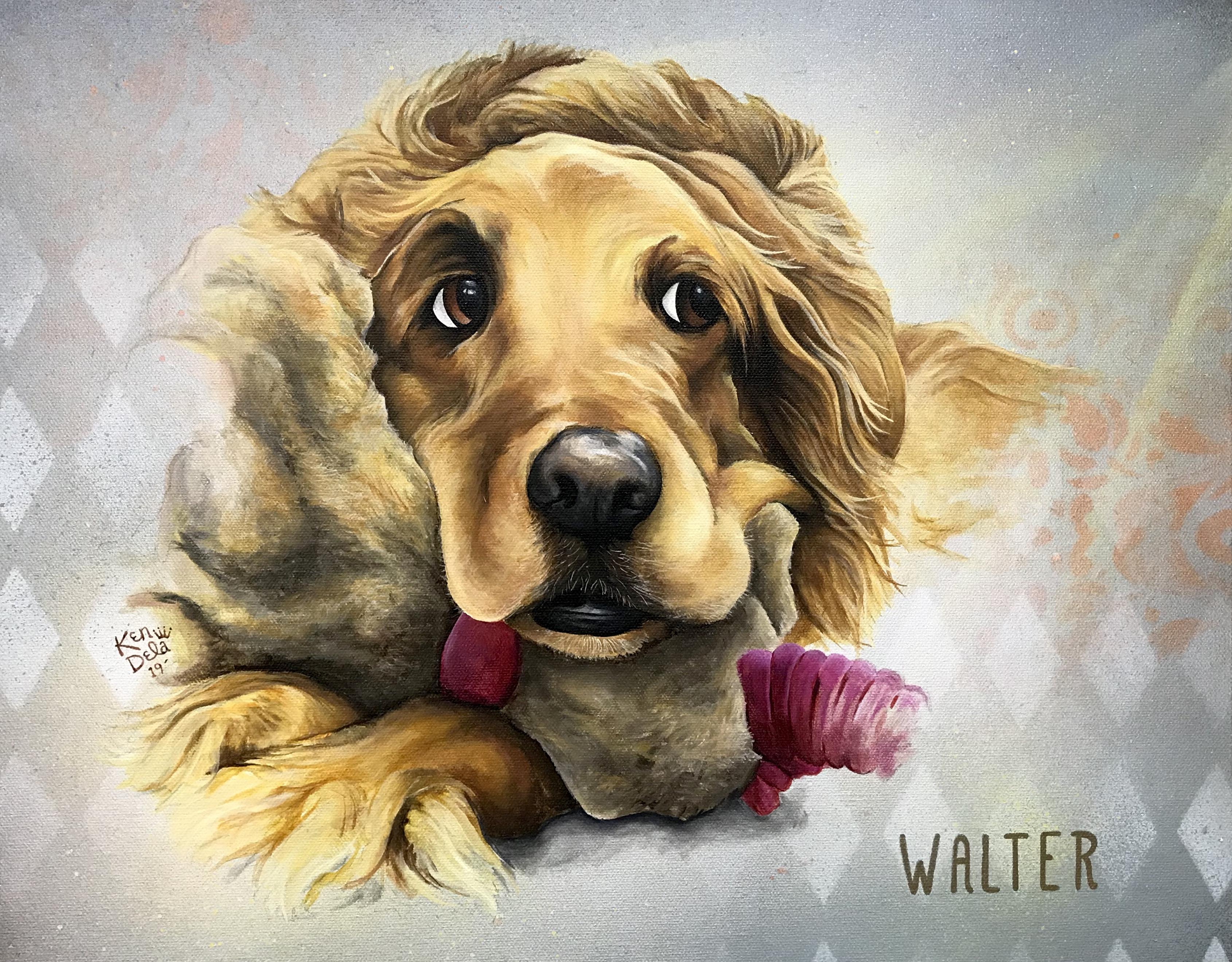 Walter (Four Paws Pantry & Spa)