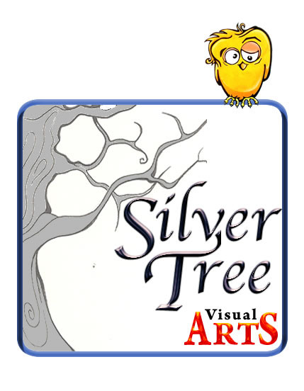 Silver TRee Visual Arts Logo