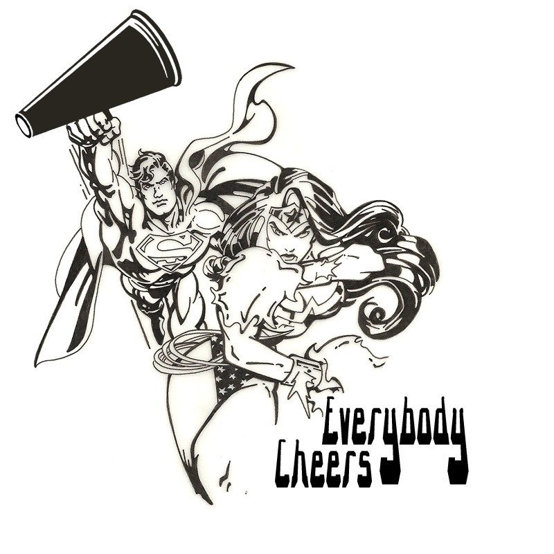 Everybody Cheers Shirt Design