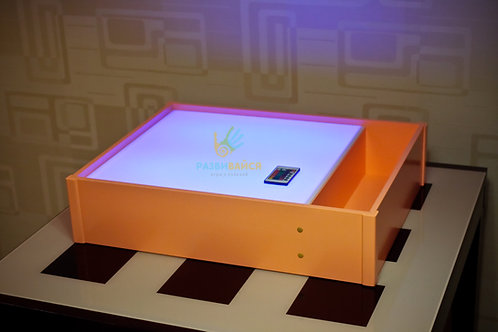 "Световой планшет  ""Стандартный"" 500х650х150 мм."