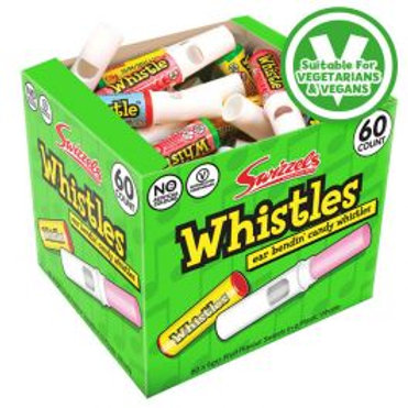 Candy Whistles