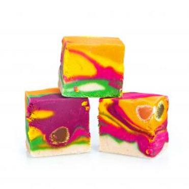 Jelly Bean Fruit Blast Fudge