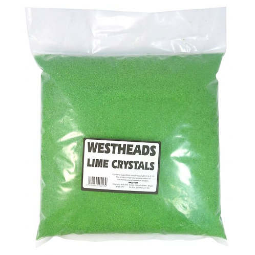 Lime Crystal Sherbet