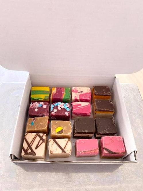 Small Fudge Box