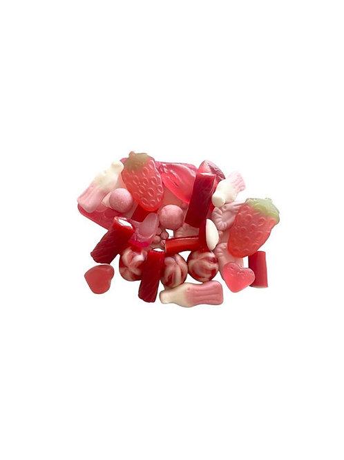 800g Strawberry Mix Bag