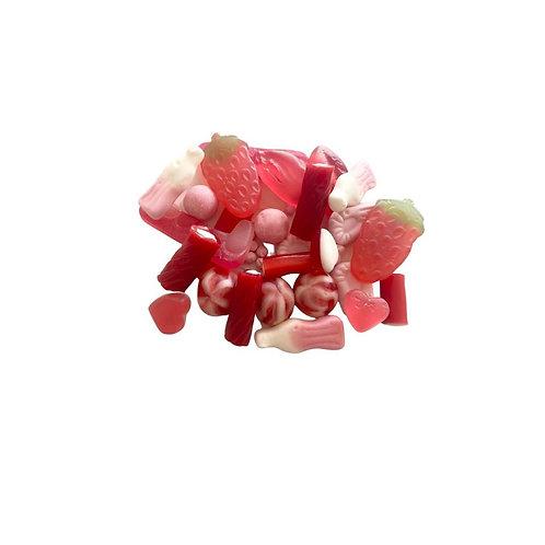400g Strawberry Mix Bag