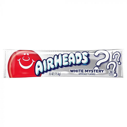 Airheads White Mystery Chewy Candy Bar