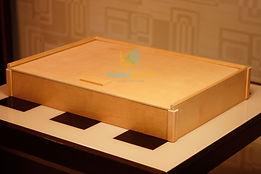 юнгианская песочница с крышкой