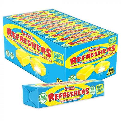 Swizzels Refreshers Chews Lemon Stick Packs
