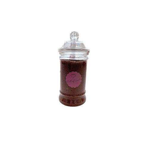 Kola Crystal Sherbet Jar