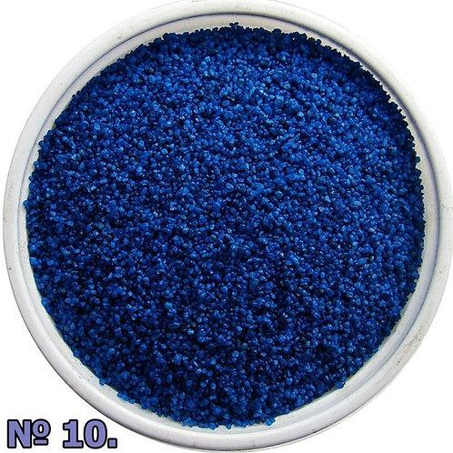 Цветной песок №10 Синий
