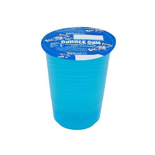 Big Time Bubblegum Cup Drink 200ml