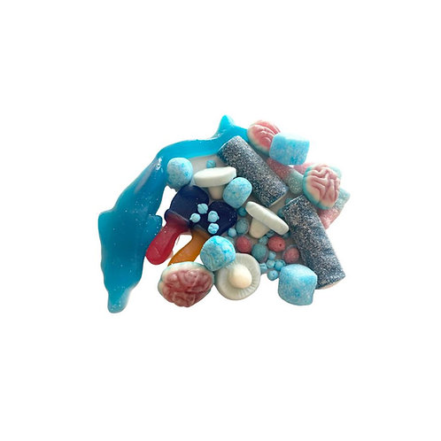 800g Blue Mix Bag