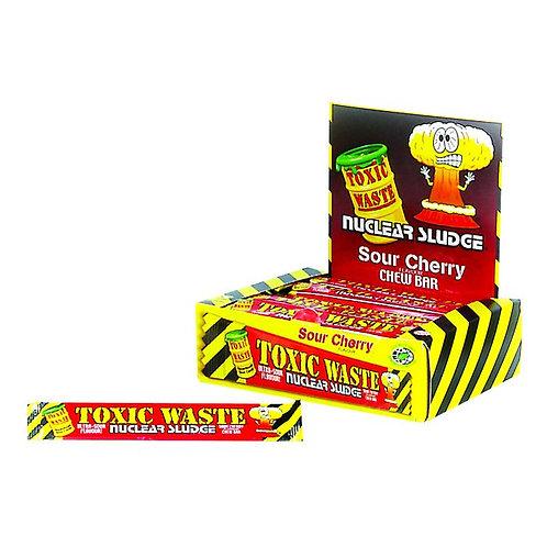 Toxic Waste Cherry Chew Bars