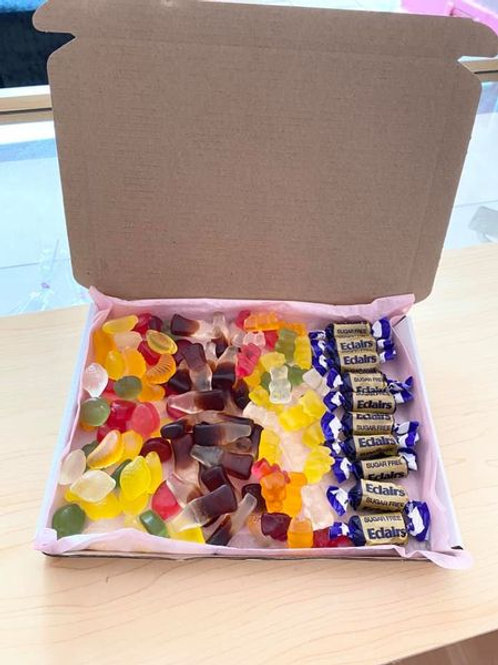 Small Mystery Sugar Free Pic'n'Mix Box
