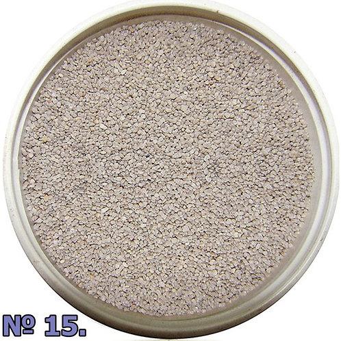 Цветной песок №15 Светло-серый