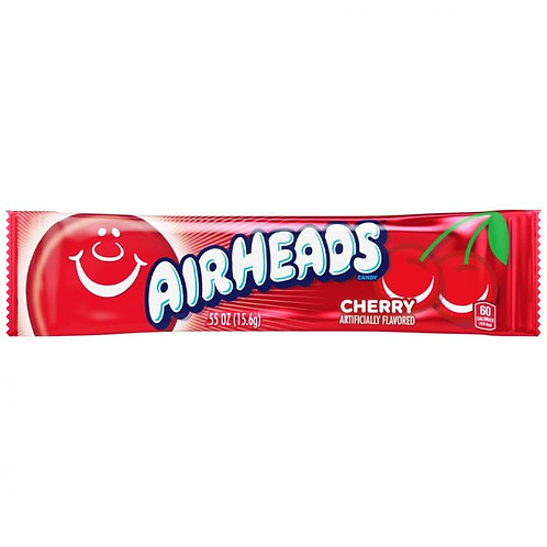 Airheads Cherry Chewy Candy Bars