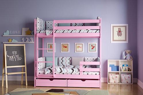 Кровать Сова 2 (Детская кроватка)