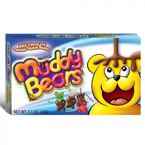 Muddy Bears Theatre Box 88g