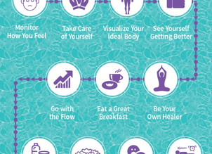 Infographic: Energy Healing Tips