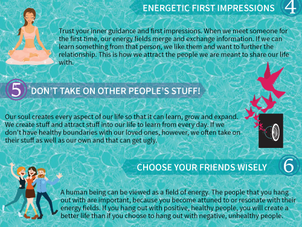 Infographic: How to Play Nicely with Others