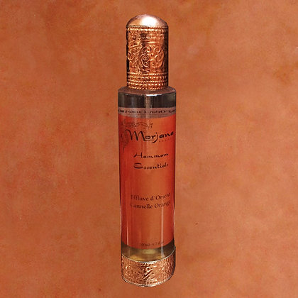 Cinnamon-Orange Breeze of Orient