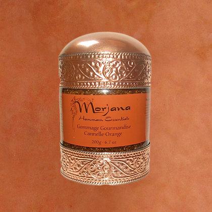 Cinnamon Orange Delicious Body Scrub