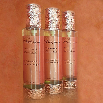 Oriental Oils