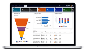Microsoft Dynamics 365 CRM system in Cambodia