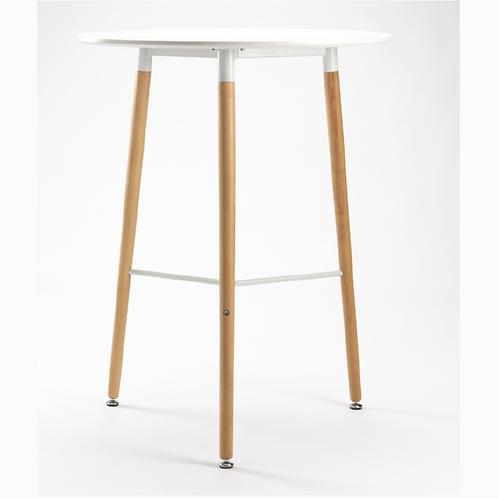 Capri Cocktail Table - White