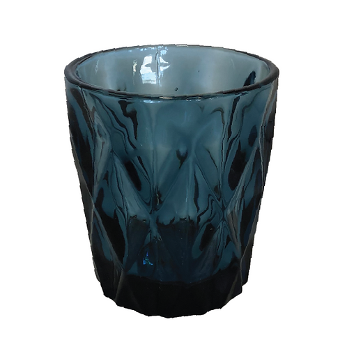 Trent Water Glass - Blue