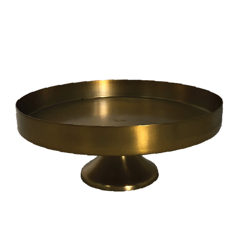 Hayley Cake Stand - Gold