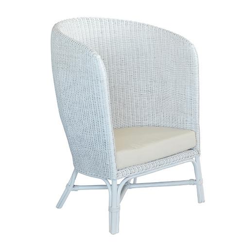 Hogback Chair - White