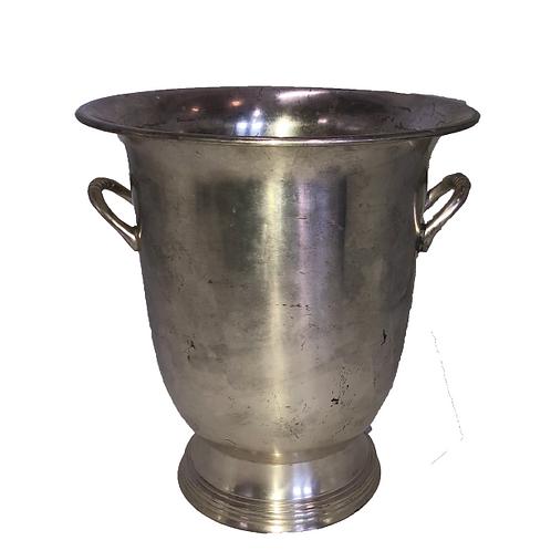 Ice Bucket- Silver