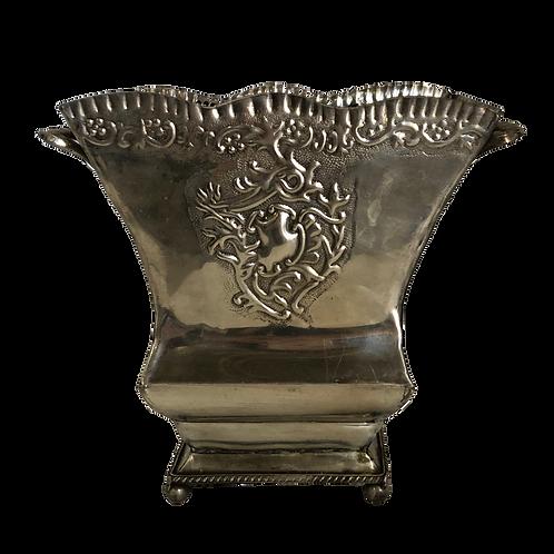 Antoinette Vase - Silver