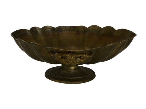 Juliana Fruit Bowl - Brass