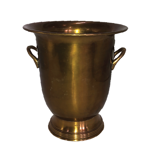 Ice Bucket- Gold
