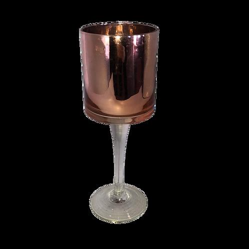 Winecup Vase - Rose Gold (Medium)