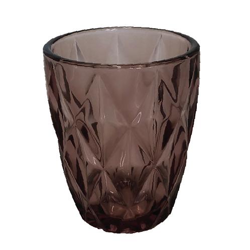 Trent Water Glass - Plum