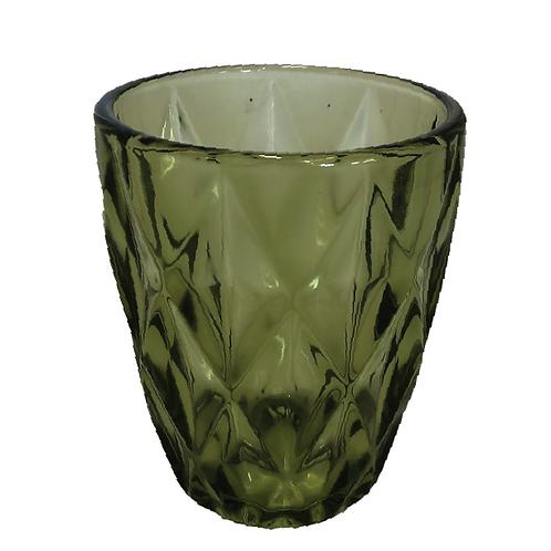 Trent Water Glass - Green