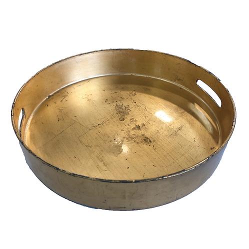 Metallic Tray - Gold