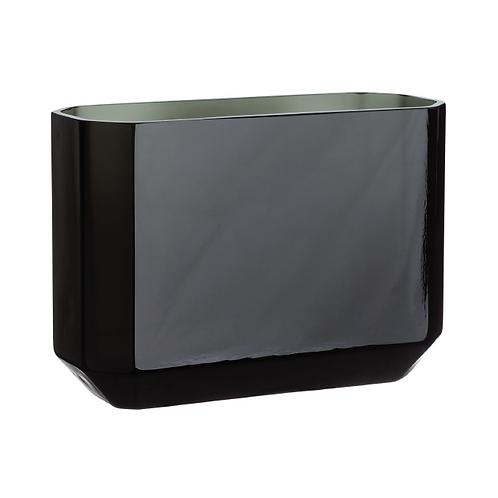 Black Lacquered Vase